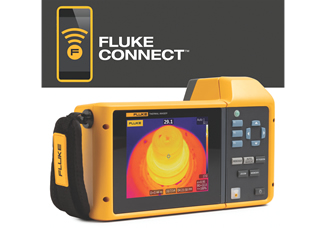 New entry-level model introduced to 14.5cm LCD touchscreen Fluke TiX Expert Series Infrared Cameras