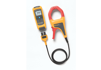 New high-current DC clamp meter added to Fluke Connect family of wireless test tools