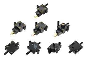 Miniature switch options enable installation flexibility