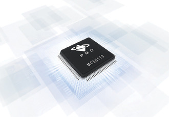 Precision motion chips ideal for dedicated controllers