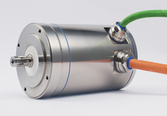 Hygienic motor range updated with new feedback and connector options
