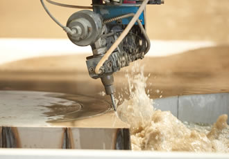 Jacquet Midwest now offering 5-axis waterjet cutting services
