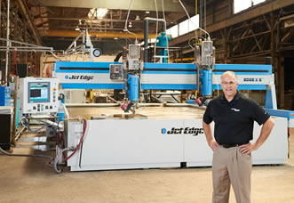 Jacquet Midwest Highlights 5-Axis Waterjet Cutting Services in New Video