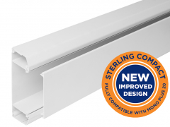Cable trunking system upgrade improves user experience