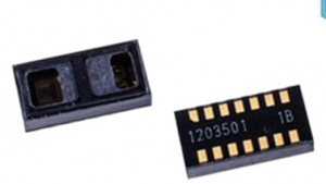 Sensor module brings all-in-one solution for wearables