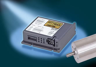 Pittman introduces BGE series servo motor controllers