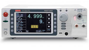 Insulation tester spearheads RS Components T&M range