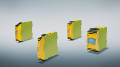 Safety relays enhance worker protection