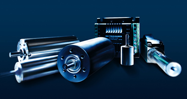 DC motors cover range of variety of capabilities