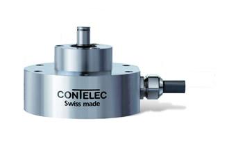 Contelec's  Vert-X 88 rotary encoder suits ultra-heavy-duty applications