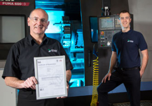 Express Engineering achieves ISO 45001