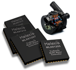 Advanced automotive motor drivers from Melexis bring LIN-ready single chip solution to BLDC motors & actuators