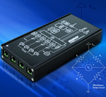 Four-Channel Strain- and Bridge-Based USB Measurement Module with Signal Conditioning