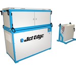 Jet Edge Modular Waterjet Pump Ideal for Tight Spaces, Shipboard Use