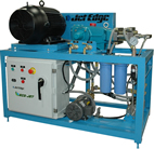 Jet Edge Exhibiting Latest Waterjet Technology at EUROBLECH