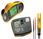 Fluke offers a free 2-pole tester with a Multifunction Installation Tester or a PAT Tester