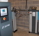 Atlas Copco compressors keep pace with Michell Instruments' expansion