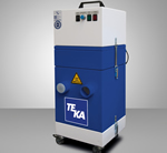 New Mobile High Vacuum Fume Extraction Unit From Flextraction