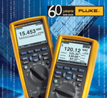 Fluke celebrates 60 years with special offers on industrial maintenance products