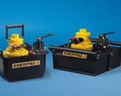 The Enerpac ZA4 - The Next Generation in Air Powered Hydraulic Pumps