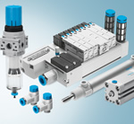 Festo launches entire portfolio of technopolymer-based pneumatics products
