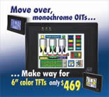 Maple Systems introduces worlds cheapest 256-color TFT Touchscreen HMI at just $469.00 List