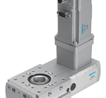 Compact electric rotary actuators provide unlimited 360-degree movement