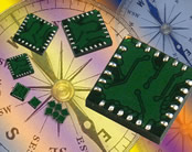 New Single Chip, Low Cost, 3 Axis Digital Compass Module