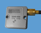 New Range Of Hermetically Sealed Analogue Accelerometers