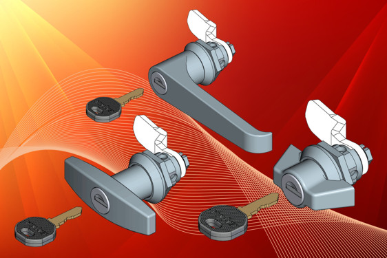 Stainless steel handles from EMKA for arduous applications