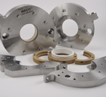 MECO Custom-Engineered Shaft Seals for Rotating Bulk Processing Equipment