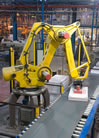 Technology update increases versatility and capacity of robot cell