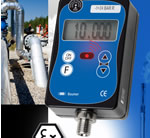 Digital Pressure Gauge Barflex for Extreme Surroundings