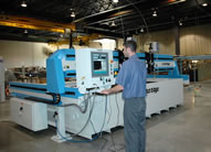 Allegheny Machine Tool Systems Selling Jet Edge Water Jets in Western PA
