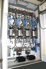 Burkert's AirLINE Ex 8650 System Allows Safe Combination of Pneumatics & Electronics in Zone 1 Blending System for N.Sea.