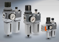 Optimum efficiency pneumatics with Parker's global