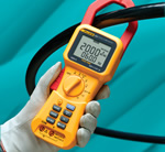 New, rugged 2000A true-RMS Clamp Meters