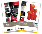New technical brochures from Parker detail