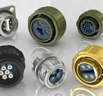 Very Rugged IP67- Rated Screw Coupling Circular Connectors From Lane Electronics