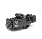Parker Hydraulic piston pumps now incorporate proportional pressure control for mobile applications