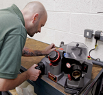 IN-HOUSE DRILL SHARPENING LEADS TO BIG SAVINGS