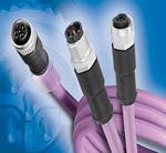 M12 Over-molded CAN-Bus Cable Connectors