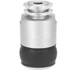 BELLOWS GRIPPERS PROVIDE SAFE AND GENTLE MEANS OF HANDLING FRAGILE WORKPIECES