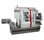 New Sliding Head Lathe With B-Axis
