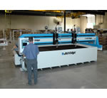 Mercado Machinery Distributing Jet Edge Waterjets in Mexico